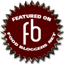 Food Bloggers Badge Of Honor