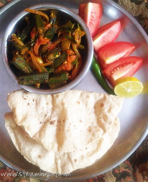 bhindi-do-pyaza-topview