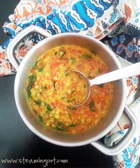 Tomato Arhar Dal
