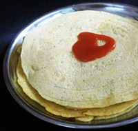Moong Dal Cheela: Savory Lentil Pancakes