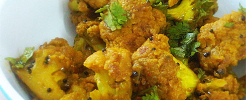 Gobi Masala - Cauliflower Masala