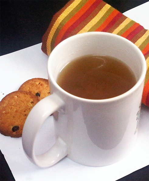 Orange Clove Tea