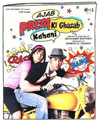 Food movies: Ajab Prem Ki Ghazab Kahani