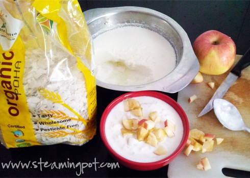 Dahi Chura Ingredients