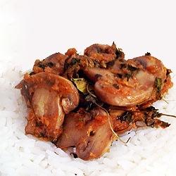 Mushroom Kasoori Methi