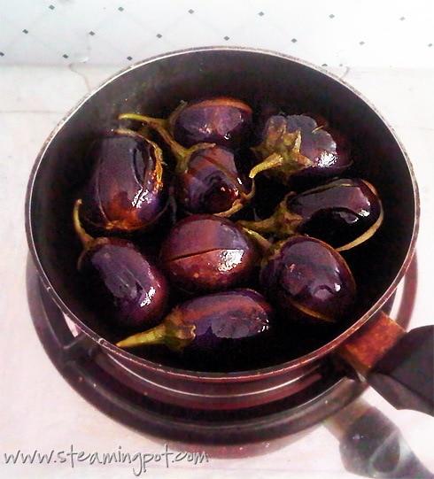 Eggplant, Cooking