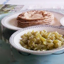 Saadi Lauki Sabzi: Simple Bottle Gourd Curry
