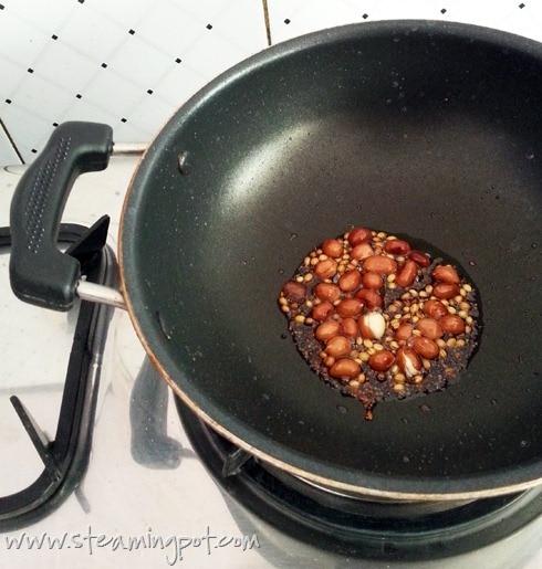 tomato-peanut-chutney-tadka