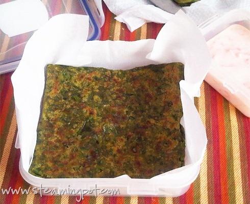 Palak Parathas: Spinach Flatbread