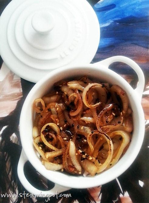 Quick Tasty Onion Fry