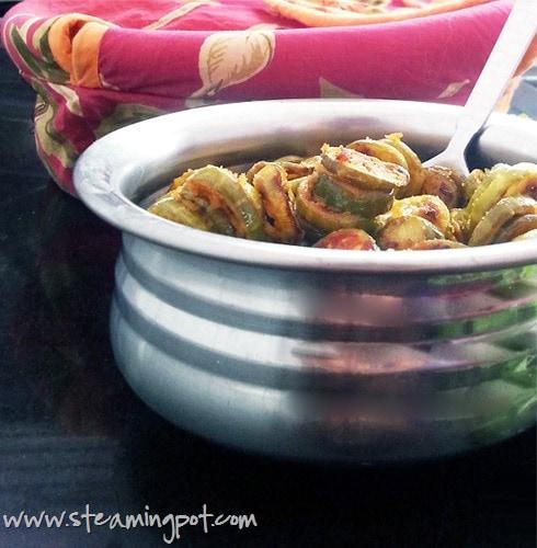 Besan Tindora: Ivy Gourd in Gram Flour