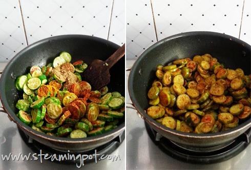 Kundru, Cooking 2
