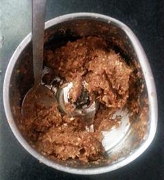 Onion Cashew Nuts Paste