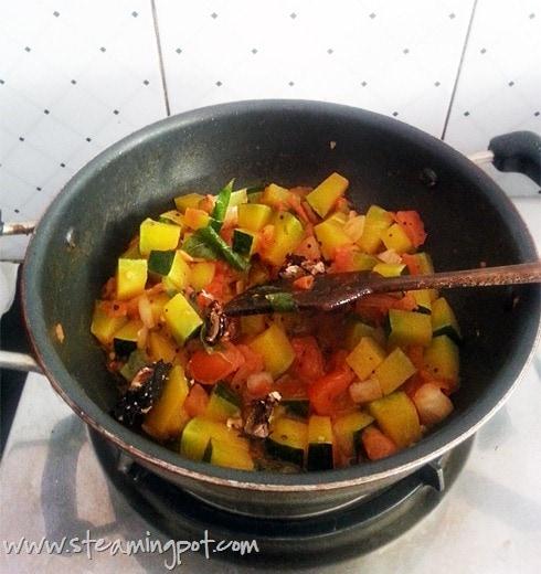 Pumpkin, Cooking