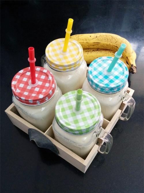 Banana Peanut Smoothie