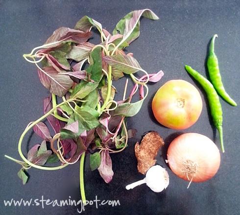 Greens Masala, Chaulai - Tadka Ingredients