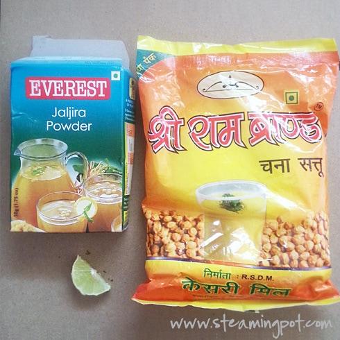 Jaljeera Powder, Sattu Powder