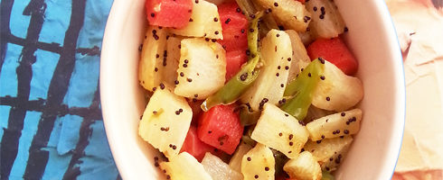 Carrot Radish Curry