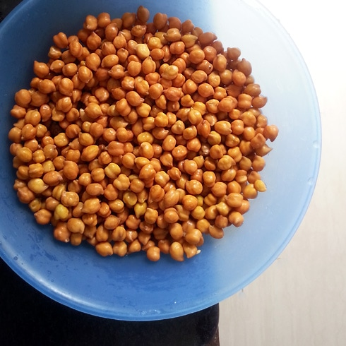 Kala Chana - Black Chickpeas