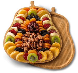 Dry Fruit on Tray Golden State