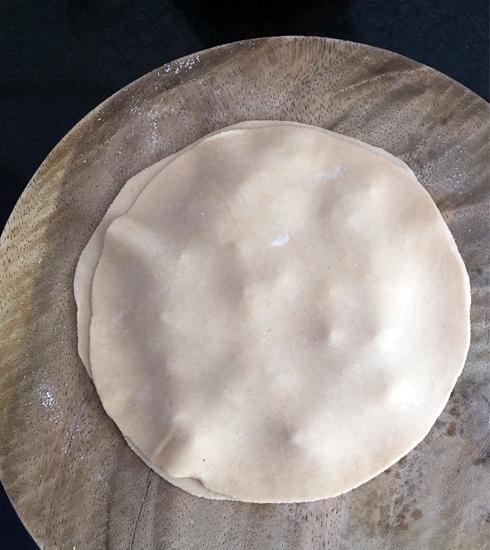 Mooli Paratha Stuffed
