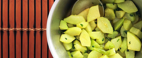 Chayote Stew - Chow Chow Recipe