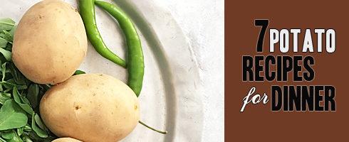 Potato Recipes for Dinner