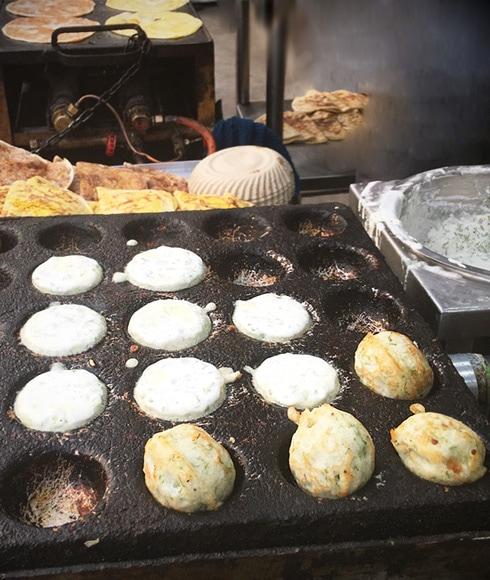 Paddu Bangalore Street Food