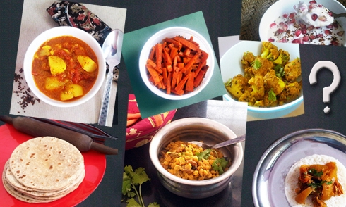 7 Indian Menu Ideas For Vegetarians The Steaming Pot